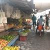 Der Markt...