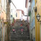 Rauf in die Altstadt