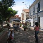 Die idyllische Hauptstadt La Asuncion