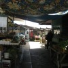 Gemuesemarkt a la Tobago ...