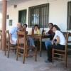 Sonntags bei Bekannten beim Asado