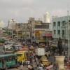 Hektische schoene Stadt Cartagena