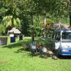 Campen am Rio Claro