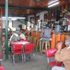 Eine Bar in Salento, einfach nur geil hier!