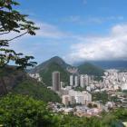 Ausblicke vom Zuckerhut auf die Morros Rios