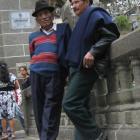 Kolumbianische Indios