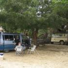 Unser Camping im schoenen Canoa ...