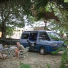 Unser Camping in Canoa