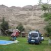 Unser Camping in Huanchaco bei Trujillo