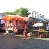 Marktplatz in Cachoeira
