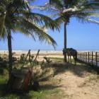 Zum Strand von Aracaju