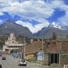 Die Cordilliera Blanca um Huaraz