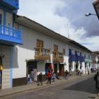 Die Gassen von Cusco