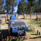 Unser Platz am Titicacasee