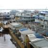 Der Hafen von Manaus ...
