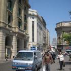 Pauli in Santiago de Chile