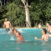 Bei vielen Wasserballspielen D-ARG ...