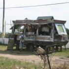 Einer von tausenden geilen Burgerwagen