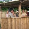 Einweihung der Bambus-Bar