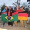 Unsere Campingplatzbrasilianer