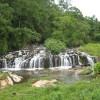 Wasserfall in Brasiliens Sueden