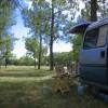 Camping der Thermen von Dayman