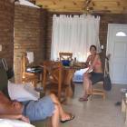 ...ab ins Ferienhaus am Meer in Monte Hermoso