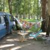 Campingplatz waehrend der Bierwoche in Paysandu