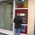 Bancomat und das richtige  Geschaeft ...