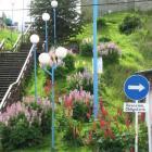 Lumpinen in Ushuaia