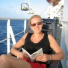 Lesen an Deck