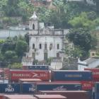 Hafen Salvador de Bahia
