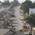 Hauptstrasse Banjul