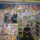 Zeitungshaendler