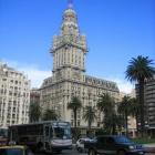 Plaza in Montevideo