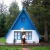 Unser Cabana bei Bariloche