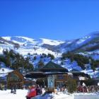 Talstation von unserem Skigebiet