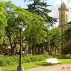 Die Kirche in Zarate