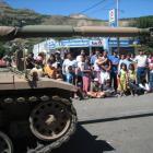 Panzer hautnah