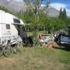 Campingplatz in El Bolson...