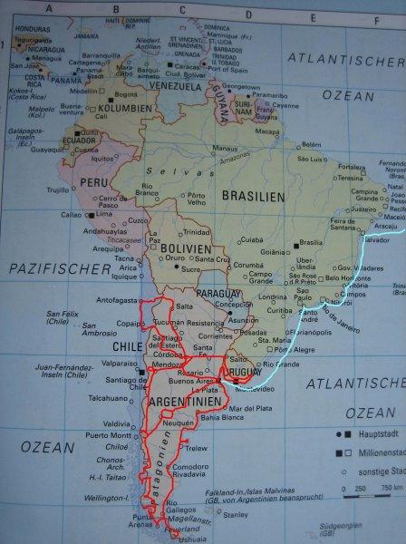 Landkarte 08-06