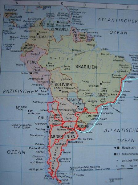Landkarte 12-06