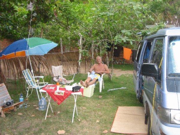 Unser Campingplatz...