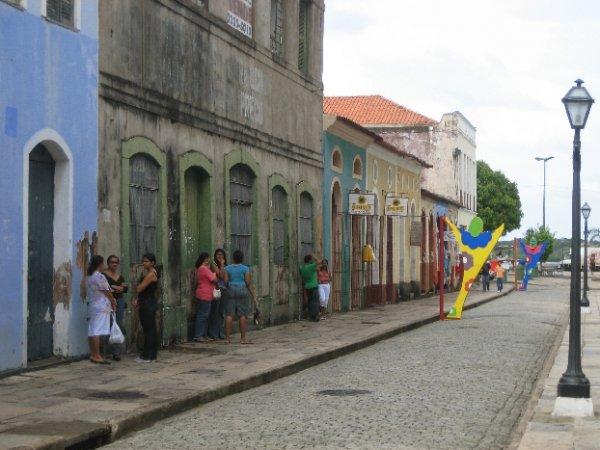 Einwohner von Sao Louis