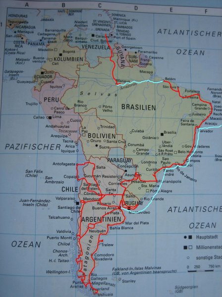 Landkarte 03-07