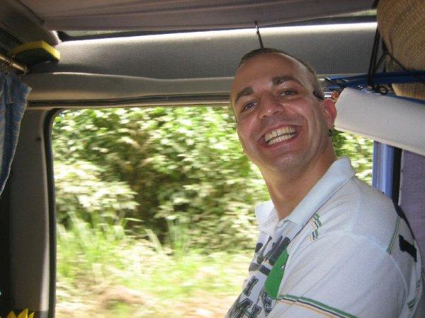 Ausflug mit Rio...