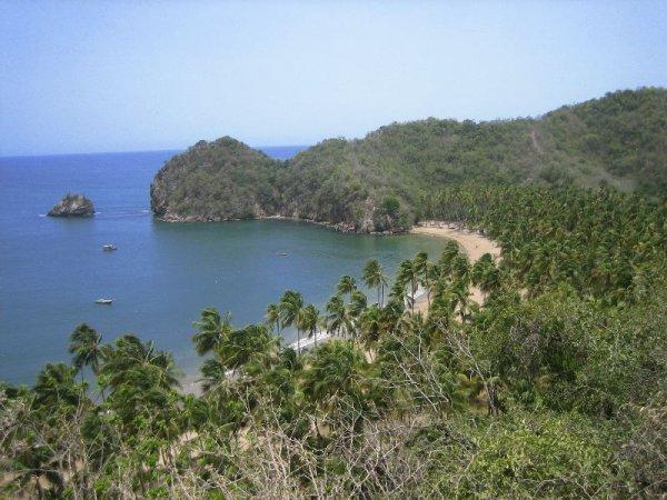 Playa Medina: dieser Traumstrand...