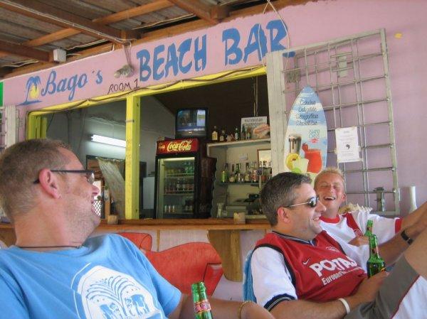 Unsere Lieblings Beachbar