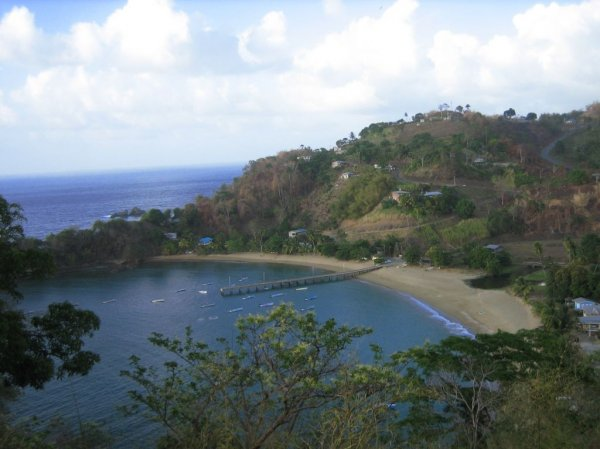 Bucht von Parlatuvier