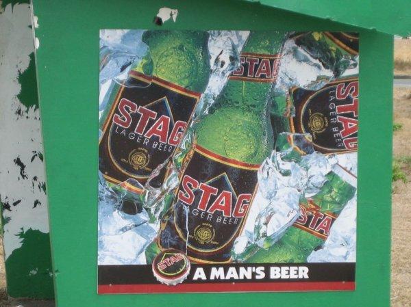 Unser taeglich Bier!